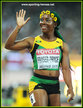 Shelly-Ann FRASER-PRYCE - Jamaica - Flower girl wins second gold medal at World Champs.