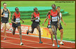 Asbel KIPROP - Kenya - Third 1500m World Championship victory : in Beijing.