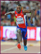 Pedro Pablo PICHARDO - Cuba - 2nd at 2015 World Championships in Beijing