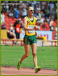 Jared TALLENT - Australia - Second in 50k race walk at 2015 World Championships.