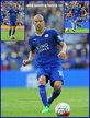 Gokhan INLER - Leicester City FC - Premiership Appearances