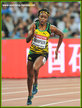 Elaine THOMPSON - Jamaica - Gold & silver medals at 2015 World Championships.