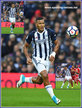 Salomon RONDON - West Bromwich Albion FC - League Appearances
