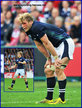 David DENTON - Scotland - 2015 Rugby World Cup.