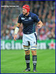 Grant GILCHRIST - Scotland - 2015 Rugby World Cup.