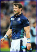 Peter HORNE - Scotland - 2015 Rugby World Cup.