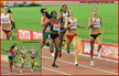 Melissa BISHOP - Canada - Silver medal in 800m at 2015 World Championships