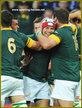 Schalk BRITS - South Africa - 2015 Rugby World Cup.
