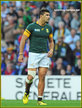 Damian DE ALLENDE - South Africa - 2015 Rugby World Cup.