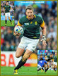 Jean DE VILLIERS - South Africa - 2015 Rugby World Cup.