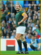 Jannie DU PLESSIS - South Africa - 2015 Rugby World Cup.