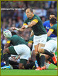 Fourie DU PREEZ - South Africa - 2015 Rugby World Cup.