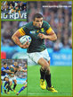 Bryan HABANA - South Africa - 2015 Rugby World Cup.