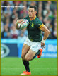 Jesse KRIEL - South Africa - 2015 Rugby World Cup.