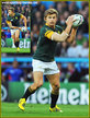 Patrick LAMBIE - South Africa - 2015 Rugby World Cup.