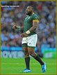 Tendai MTAWARIRA - South Africa - 2015 Rugby World Cup.