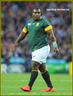 Trevor NYAKANE - South Africa - 2015 Rugby World Cup.