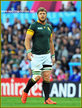 Duane VERMEULEN - South Africa - 2015 Rugby World Cup.