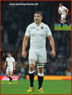 Nick EASTER - England - 2015 Rugby World Cup.