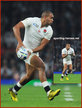 Jonathan JOSEPH - England - 2015 Rugby World Cup.