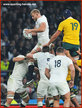 George KRUIS - England - 2015 Rugby World Cup.
