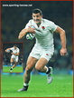 Jonny MAY - England - 2015 Rugby World Cup.