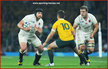 Ben MORGAN - England - 2015 Rugby World Cup.