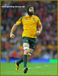 Scott FARDY - Australia - 2015 Rugby World Cup.