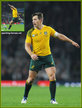 Bernard FOLEY - Australia - 2015 Rugby World Cup.