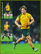 Michael HOOPER - Australia - 2015 Rugby World Cup.