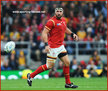 Scott BALDWIN - Wales - 2015 Rugby World Cup.