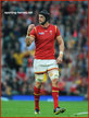 Luke CHARTERIS - Wales - 2015 Rugby World Cup.