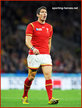 James HOOK - Wales - 2015 Rugby World Cup.