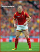George NORTH - Wales - 2015 Rugby World Cup.
