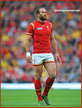 Jamie ROBERTS - Wales - 2015 Rugby World Cup.