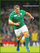Nathan WHITE - Ireland (Rugby N & S.) - 2015 Rugby World Cup.