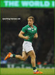 Luke FITZGERALD - Ireland (Rugby) - 2015 Rugby World Cup.