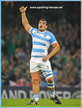 Agustin CREEVY - Argentina - 2015 Rugby World Cup.