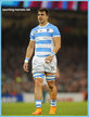 Facindo ISA - Argentina - 2015 Rugby World Cup.