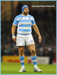 Juan Pablo ORLANDI - Argentina - 2015 Rugby World Cup.