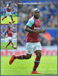 Victor MOSES - West Ham United FC - Premiership Appearances