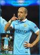 Match coronó 2013//14 Premier League #388 pablo zabaleta-Man of the match