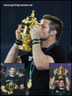 Richie McCAW - New Zealand - 2015 World Cup Final & Semi Final.