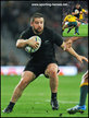 Dane COLES - New Zealand - 2015 Rugby World Cup Finals.