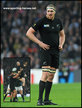 Brodie RETALLICK - New Zealand - 2015 Final & Semi Final Rugby World Cup.