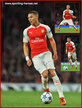 Kieran GIBBS - Arsenal FC - 2015/16 Champions League.