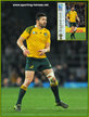 Adam ASHLEY-COOPER - Australia - 2015 World Cup Final & Semi Final.