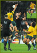 Israel FOLAU - Australia - 2015 World Cup Final & Semi Final.