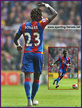 Pape SOUARE - Crystal Palace FC - Premiership Appearances