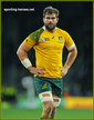 Ben McCALMAN - Australia - 2015 Final & Semi Final Rugby World Cup.